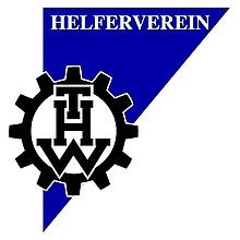 Logo THW-Helferverein