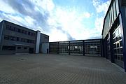 Fahrzeughallen und Innenhof, seit 01.10.2014