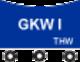 GKW 1 gl (Taktisches Zeichen)