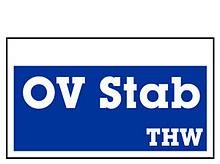"""Taktisches Zeichen """"OV Stab"""""""